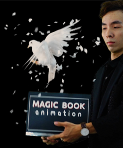 DOVE BOOK by 7 MAGIC - Trick