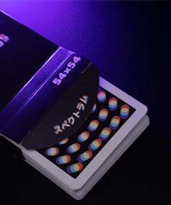 Mizutama Spectrum Edition Playing Cards