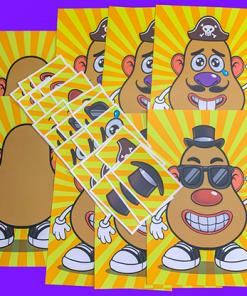 Mr. P / Magic Restored Potato (Pirate) by Magic & Trick - Trick