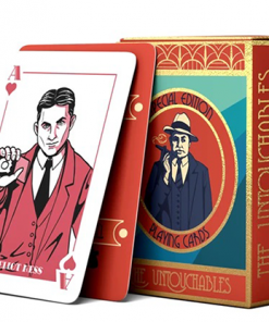 Untouchables Playing Cards