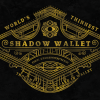 Shadow Wallet Carbon Fiber (Gimmick and Online Instructions) by Dee Christopher and 1914 - Trick