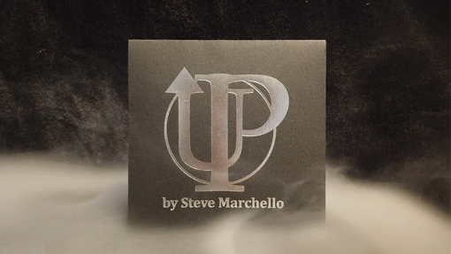 UP (Blue) by steve marchello - Trick