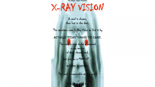 X Ray Vision by Magic Apple - Trick