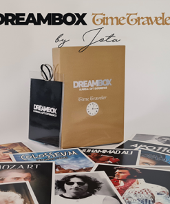 DREAM BOX TIME TRAVELER (Gimmick and Online Instructions) by JOTA - Trick