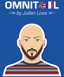 OMNITOOL (Gimmicks and Online Instructions) by Julien Losa & Magic Dream - Trick