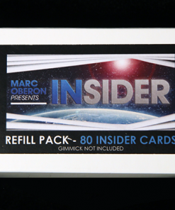 INSIDER REFILLS (80pk) by Marc Oberon - Trick