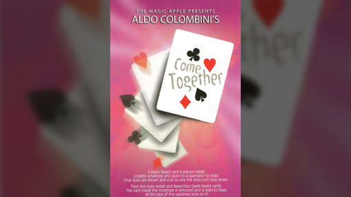 Come Together by Aldo Colombini and Magic Apple - Trick