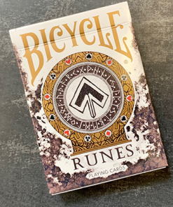 Bicycle Rune (Stripper) Playing Cards