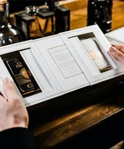Card College The Elegant Box Set (White) by Roberto Giobbi and TCC Presents