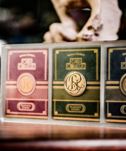 Card College Luxury Acrylic Box Set by Roberto Giobbi and TCC Presents