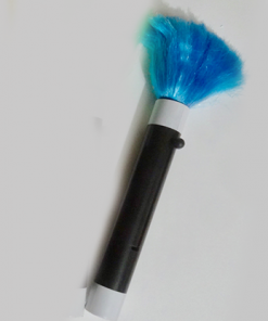 Feather Duster Wand (BLUE)- Silly Billy