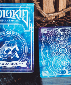Solokid Constellation Series V2 (Aquarius) Playing Cards by BOCOPO