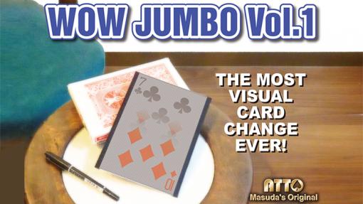 WOW JUMBO by Katsuya Masuda - Trick