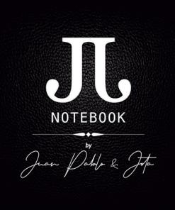 JJ NOTEBOOK by JUAN PABLO & JOTA- Trick