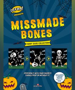 MISMADE BONES by Magic and Trick Defma - Trick