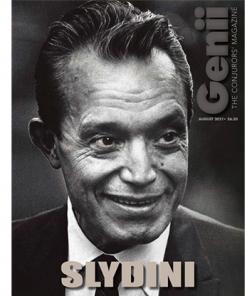 Genii Magazine August 2021- Book