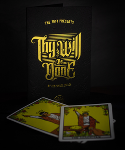 Thy Will be Done (Gimmicks and Online Instructions) by Alexander Marsh and the 1914 - Trick