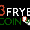 3 Fryed Coin (Gimmick and Online Instructions) by Charlie Frye and Tango Magic - Trick