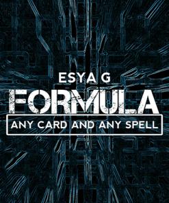 FORMULA by Esya G video DOWNLOAD