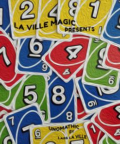 La Ville Magic Presents Unomathic by Lars La Ville video DOWNLOAD