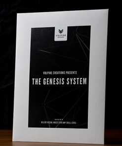 Genesis System Project (Gimmick and Online Instructions) by Adam Wilber and Vulpine Creations - Trick