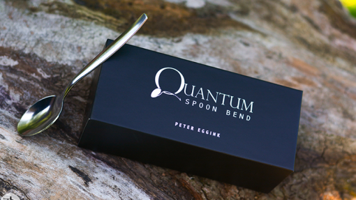 Quantum Spoon Bend (Gimmicks and Online Instructions) by Peter Eggink - Trick