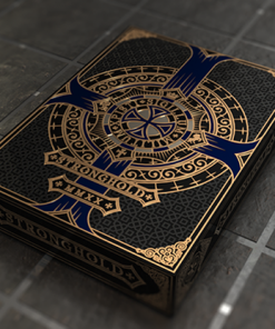 Stronghold Sapphire Special Edition  Playing Cards