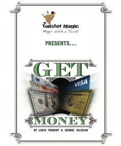 GET MONEY (EURO) by Louis Frenchy