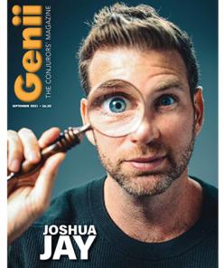 Genii Magazine September 2021 - Book