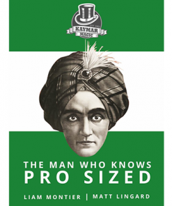 The Man Who Knows PRO / PARLOR (Gimmicks and Online Instructions) by Liam Montier
