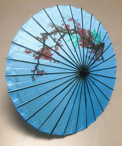 Dragon Parasol BLUE by LY & MS Magic - Trick