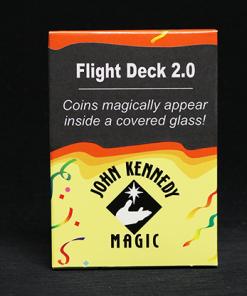 FLIGHT DECK 2.0 by John Kennedy Magic - Trick