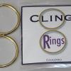 CLING RINGS by Chazpro Magic - Trick