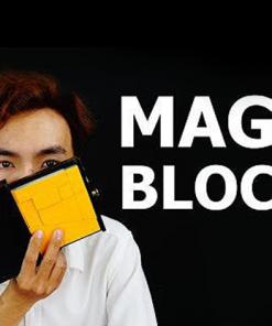 Magic Blocks Deluxe by 7 MAGIC - Trick