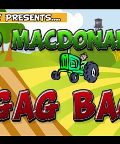 Old MacDonald's Farm Gag Bag by Lee Alex - Trick