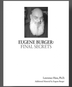 Eugene Burger: Final Secrets by Lawrence Hass and Eugene Burger - Book