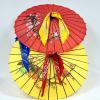 Umbrella From Bandana Set (random color for umbrella) by JL Magic - Trick