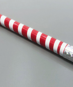 The Ultra Cane (Appearing / Metal) Red/ White Stripe by Bond Lee - Trick