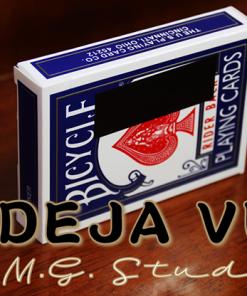 DEJA VU BLUE by O.M.G. Studios - Trick