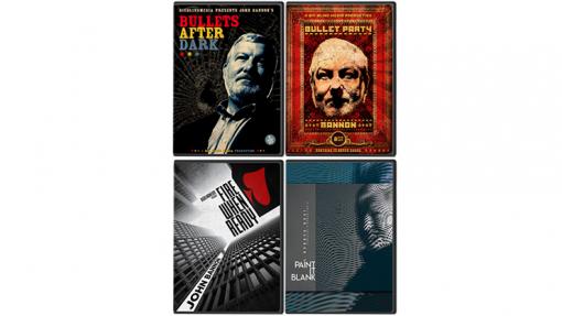 John Bannon's Bullet Trilogy (Includes Bullet After Dark
