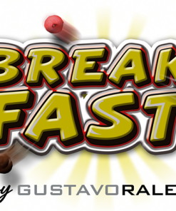 Breakfast (Gimmicks and Online Instructions) by Gustavo Raley - Trick
