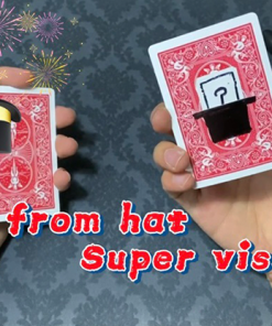 Card From Hat by Dingding video DOWNLOAD