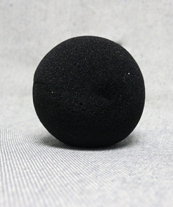 Growing Ball (Black) from Magic by Gosh - Trick