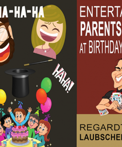 Entertaining Adults at a Kids Party by Regardt Laubscher ebook DOWNLOAD